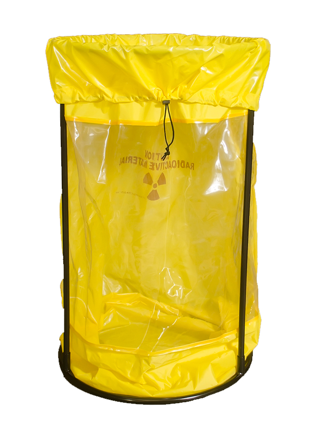 Nylon Laundry Bag With Pvc Clear Window